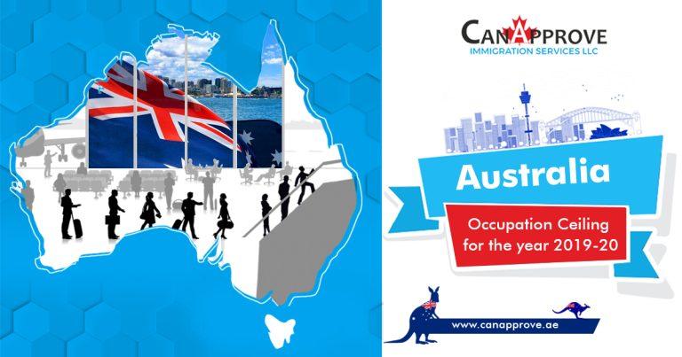 Australia Occupation