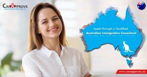 Australia Migration Consultant