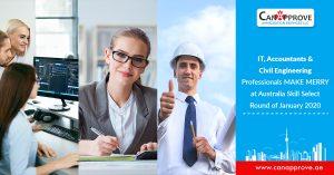 IT, Accountants & Civil Engineering