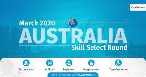 Australia Skill Select Round