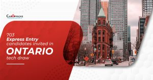 Ontario tech draw