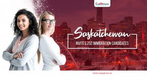 Saskatchewan invites 252 immigration candidates