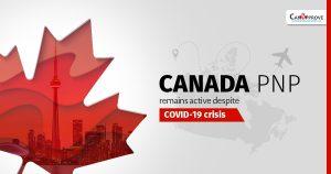 Canada PNP