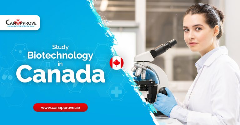 Study Biotechnology in Canada July 29