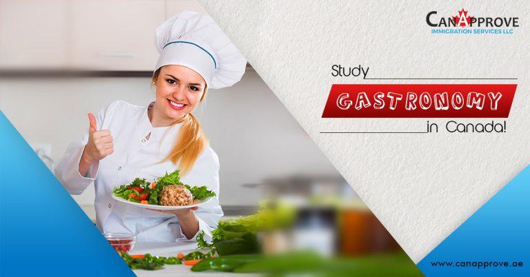 Study Gastronomy in Canada July 23